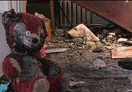 Ukraine crisis: Donetsk damaged after shelling