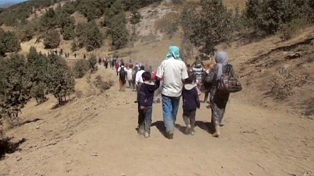 Irak'tan Yezidilere silah yardımı