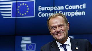 Donald Tusk wird neuer EU-Ratspräsident