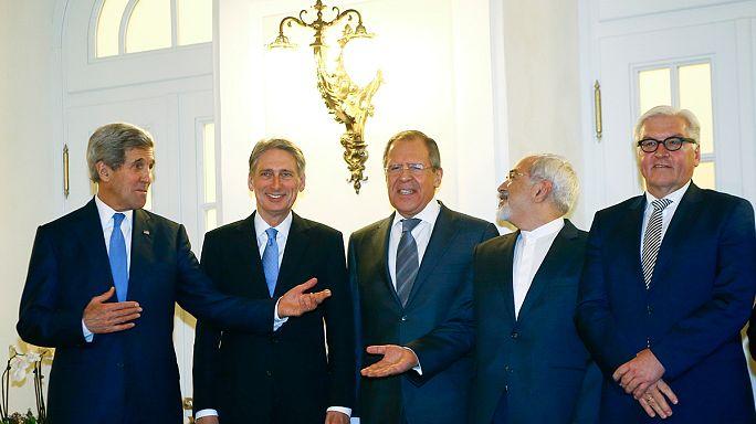 Nucléaire iranien : prolongation des négociations en décembre