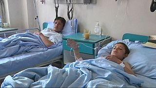 Кровавый волейбольный матч в Афганистане: десятки погибших и раненых