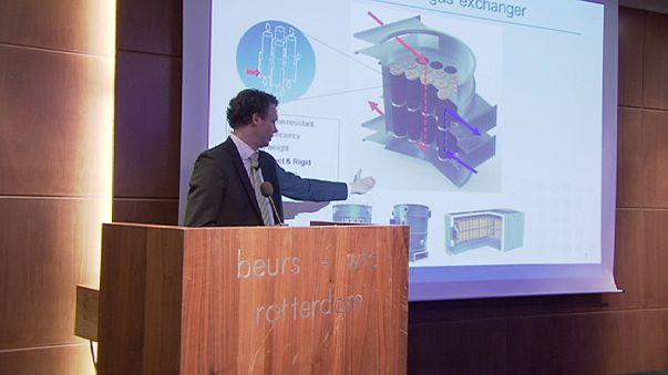Ενέργεια & περιβάλλον στο επίκεντρο της Cleantech στο Ρότερνταμ