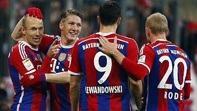 The Corner : le Bayern reste invincible