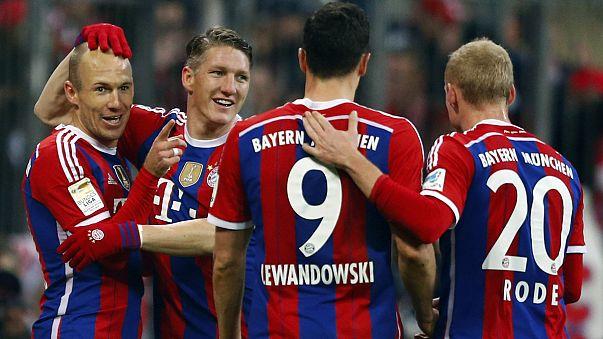 Korner – Bayern-győzelem és Messi-rekord