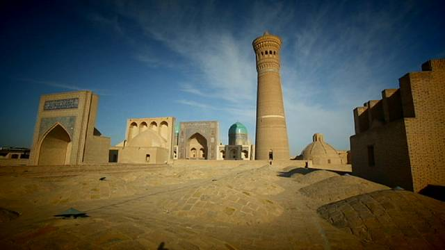 Bukhara and the art of trade