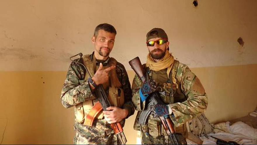 Kobani'de İngiliz paralı askerleri olduğu iddiası tartışma yarattı