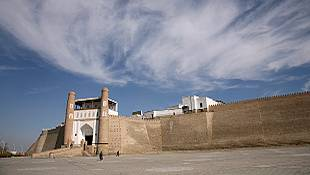 Bukhara the queen of bazaars