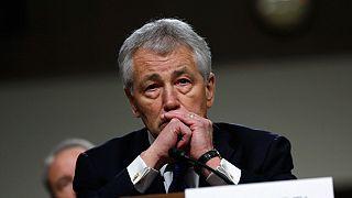 USA : Barack Obama a accepté la démission du secrétaire à la Défense Chuck Hagel