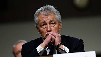 US Defense Secretary Chuck Hagel resigns