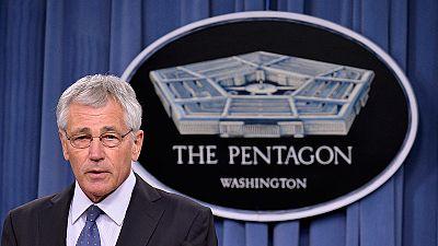 Pentagon chief Chuck Hagel resigns