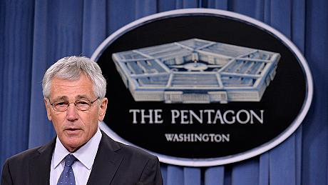 US Defense Secretary Chuck Hagel resigns