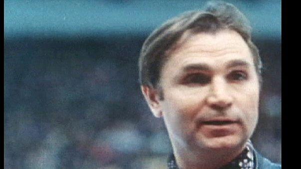 Decorated Soviet Union ice hockey coach dies