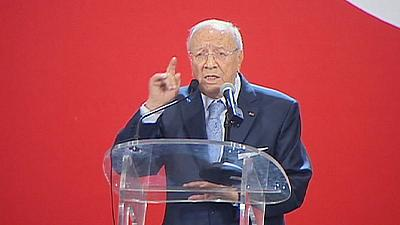 Tunisie : le match Marzouki - Essebsi