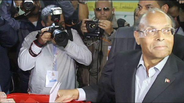 Más que probable segunda vuelta electoral en Túnez