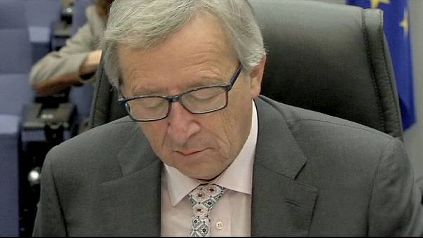 EU's Juncker faces another tough week