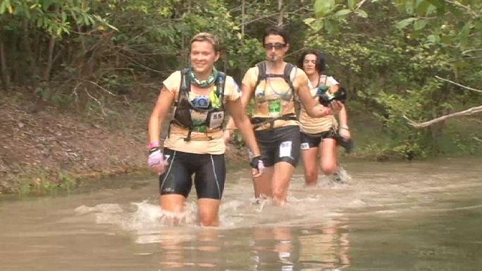 اختتام سباق الشجرة الخضراء في كمبوديا