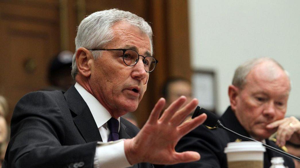 US-Verteidigungsminister Hagel tritt zurück
