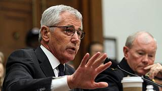Obama accepts Chuck Hagel's resignation from defence post