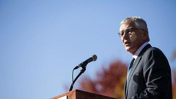 A lemondott amerikai védelmi miniszter nem volt karizmatikus politikus