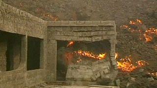Vulkánkitörés elől menekülnek a Zöld-foki Köztársaságban