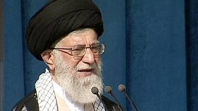 "Iran's Supreme Leader ""tweets"" anger over atomic talks failure"