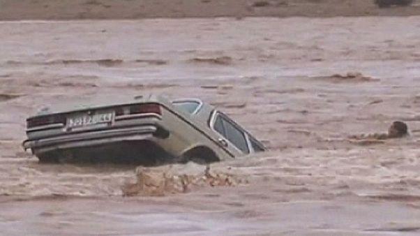 Μαρόκο: Υδάτινος εφιάλτης από τις βροχοπτώσεις