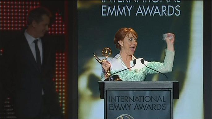 Emmy Awards presented in New York