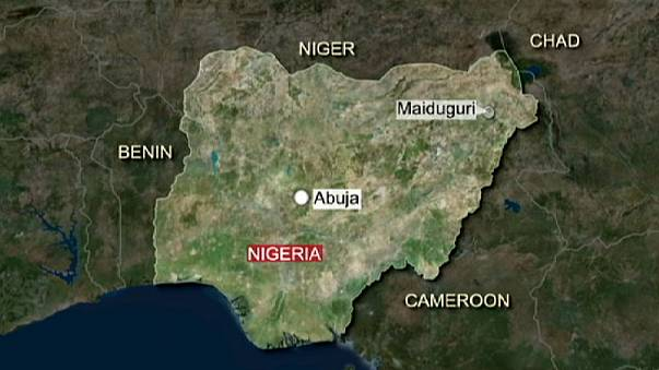 Twin suicide blasts kill at least 45 in Maiduguri, Nigeria