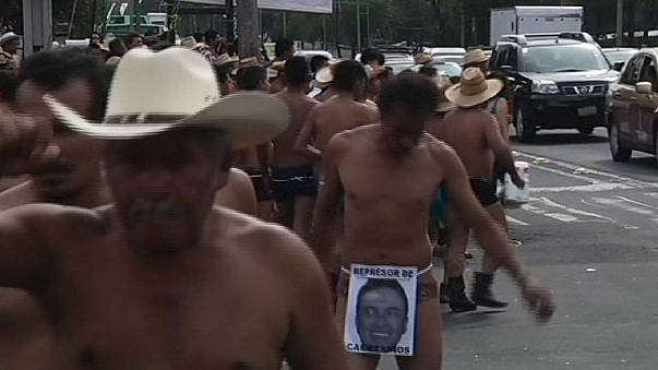 Мексика: шествие в неглиже