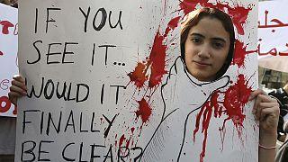 Un mondo arancione contro la violenza sulle donne