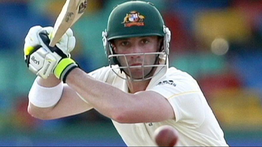 Cricketer Hughes in critical condition