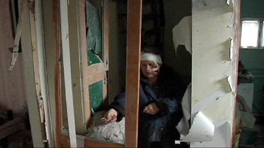 Separatistas pedem 'capacetes azuis' para o Leste da Ucrânia