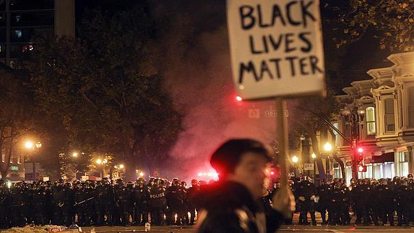 Verdict in Michael Brown case evokes strong emotions across the US