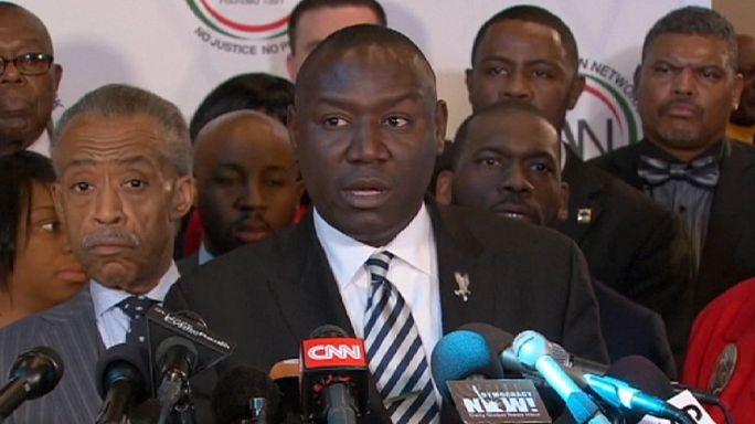 Michael Brown'un ailesi jüri kararına tepki gösterdi