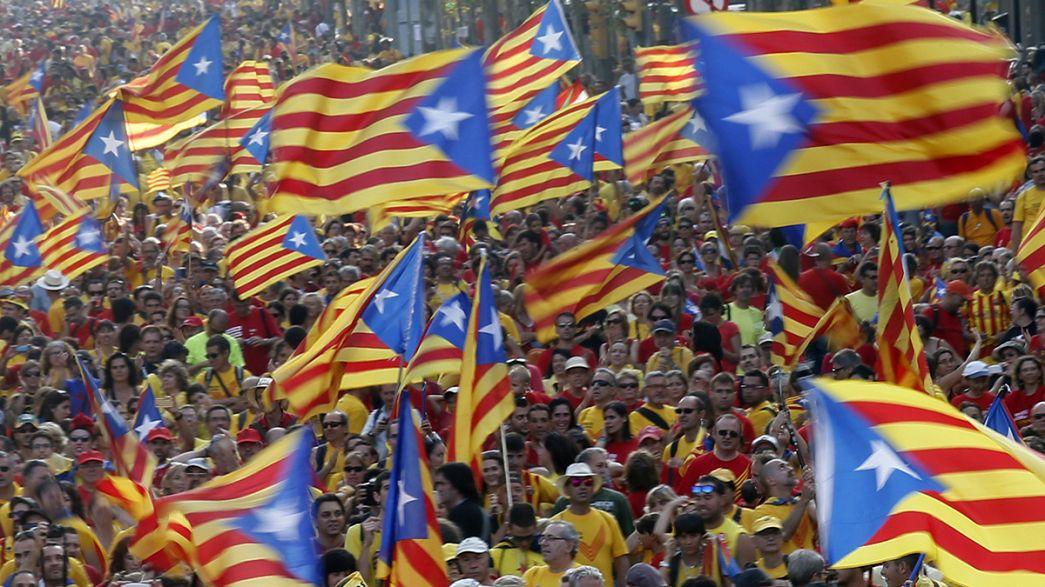 Catalogna, il piano di Mas per arrivare all'indipendenza