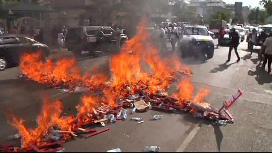 A terror és a bizonytalanság ellen tüntettek Kenyában