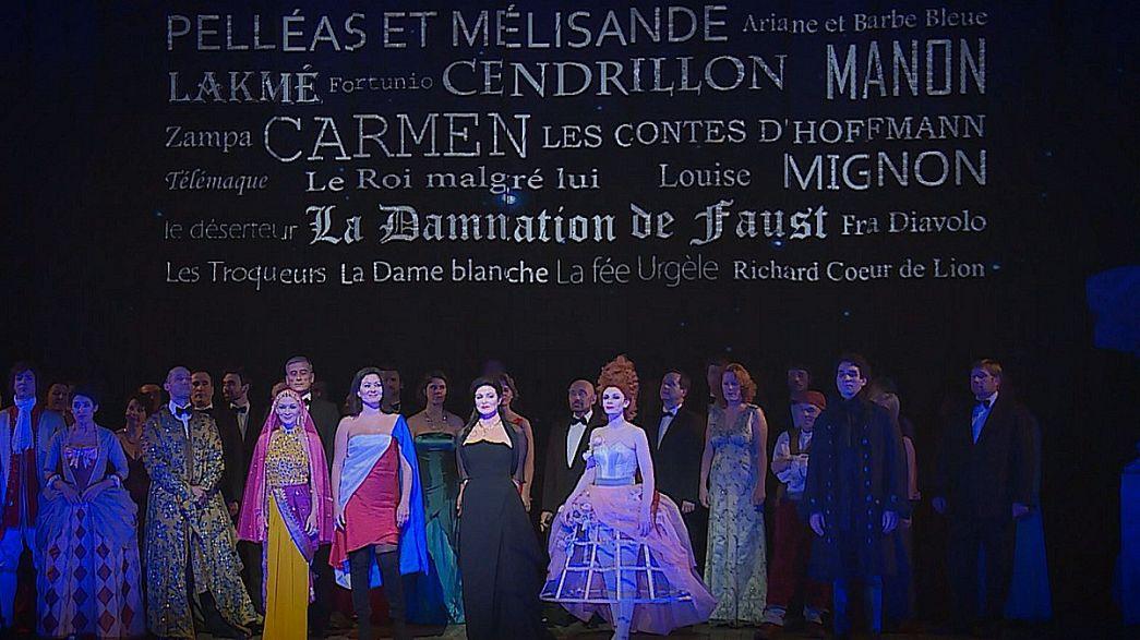 Opéra Comique Paris feiert 300. Geburtstag