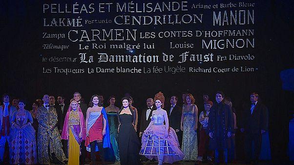 Háromszáz éves a párizsi Opéra Comique