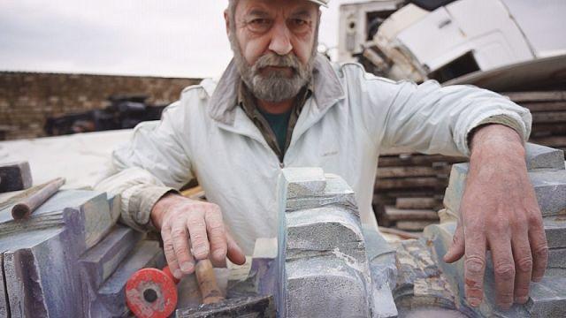 Hüseyn Hagverdi : le sculpteur qui trouve des réponses dans la pierre