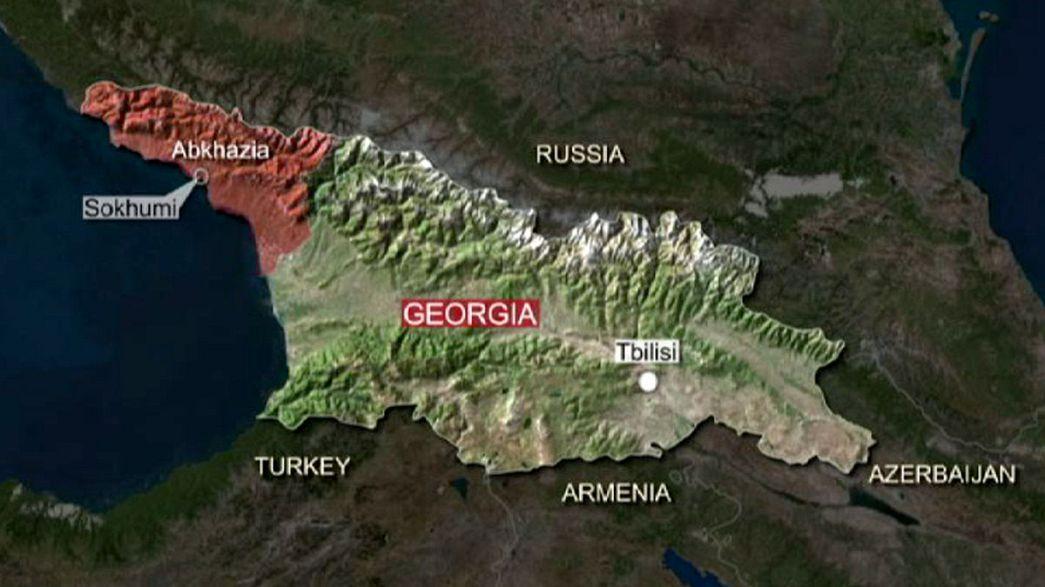 Президент Латвии: договор между Москвой и Сухуми угрожает региональной безопасности