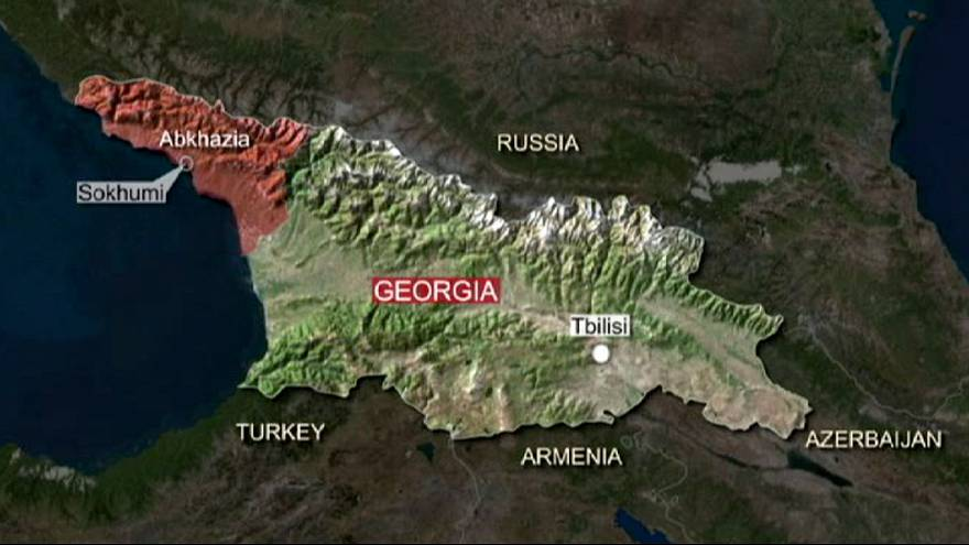 Latvia sees security threat over Russia's deal with Abkhazia