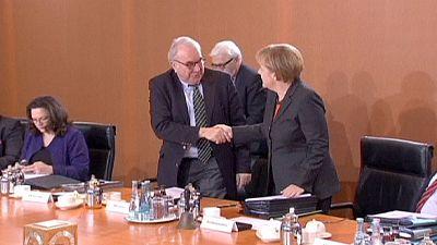 Germany backs quotas for women
