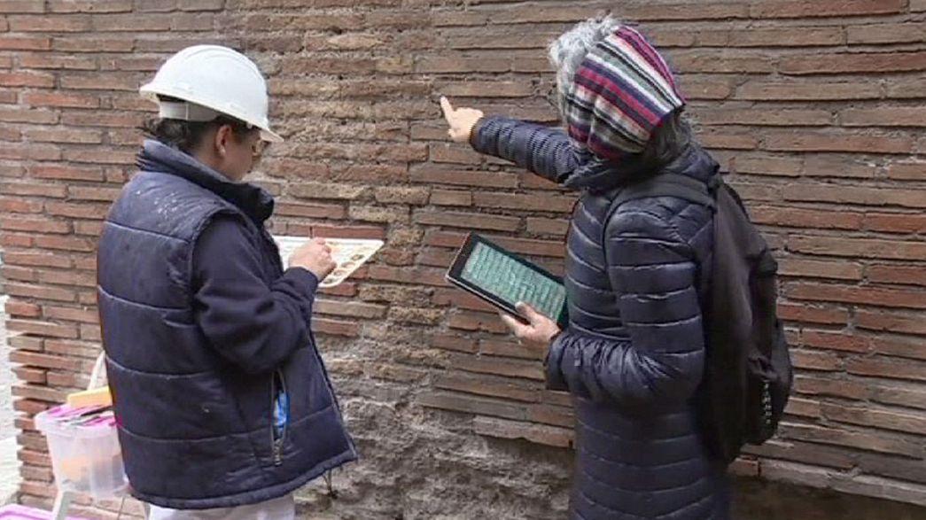 Kolosseum-Kritzelei kostet Russen 20.000 €