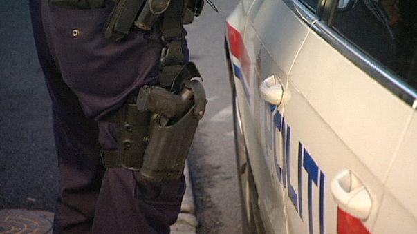 Fegyvert kaptak a norvég rendőrök