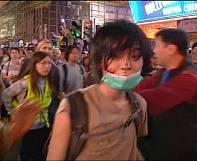 Clashes as Hong Kong protesters try to regain lost ground