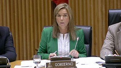 """Dimite la ministra española de Sanidad por vínculo con el caso """"Gürtel"""""""
