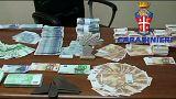 Polizei sprengt Geldfälscher-Ring in Italien