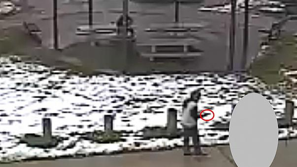 Cleveland police release shooting video