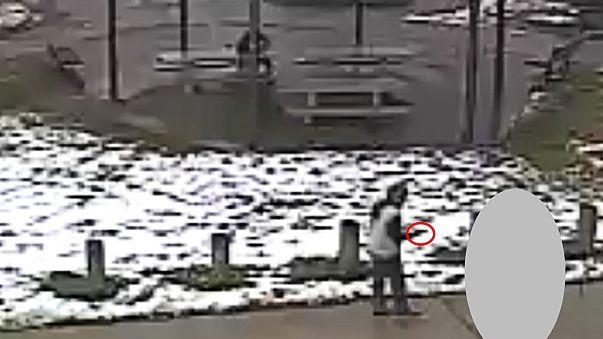 Полиция Кливленда публикует видео убийства 12-летнего мальчика