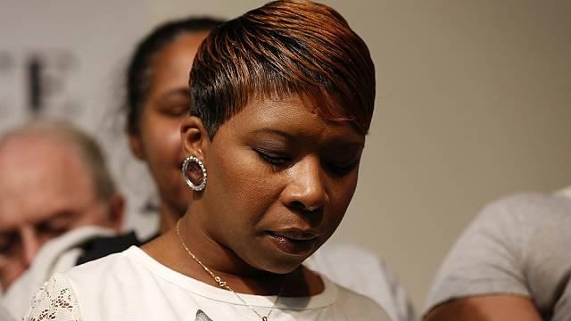 Ferguson: Brown family calls for equality following the shooting of their son